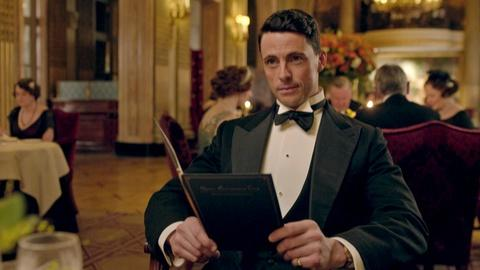 Downton Abbey - Masterpiece -- S6: The Cast on Henry Talbot