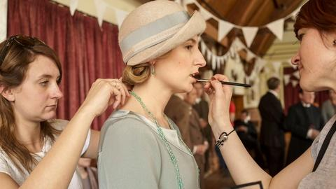 Downton Abbey -- Costumes and Makeup