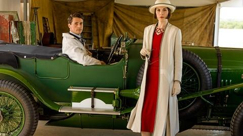Downton Abbey - Masterpiece -- S6 Ep7: Episode 7