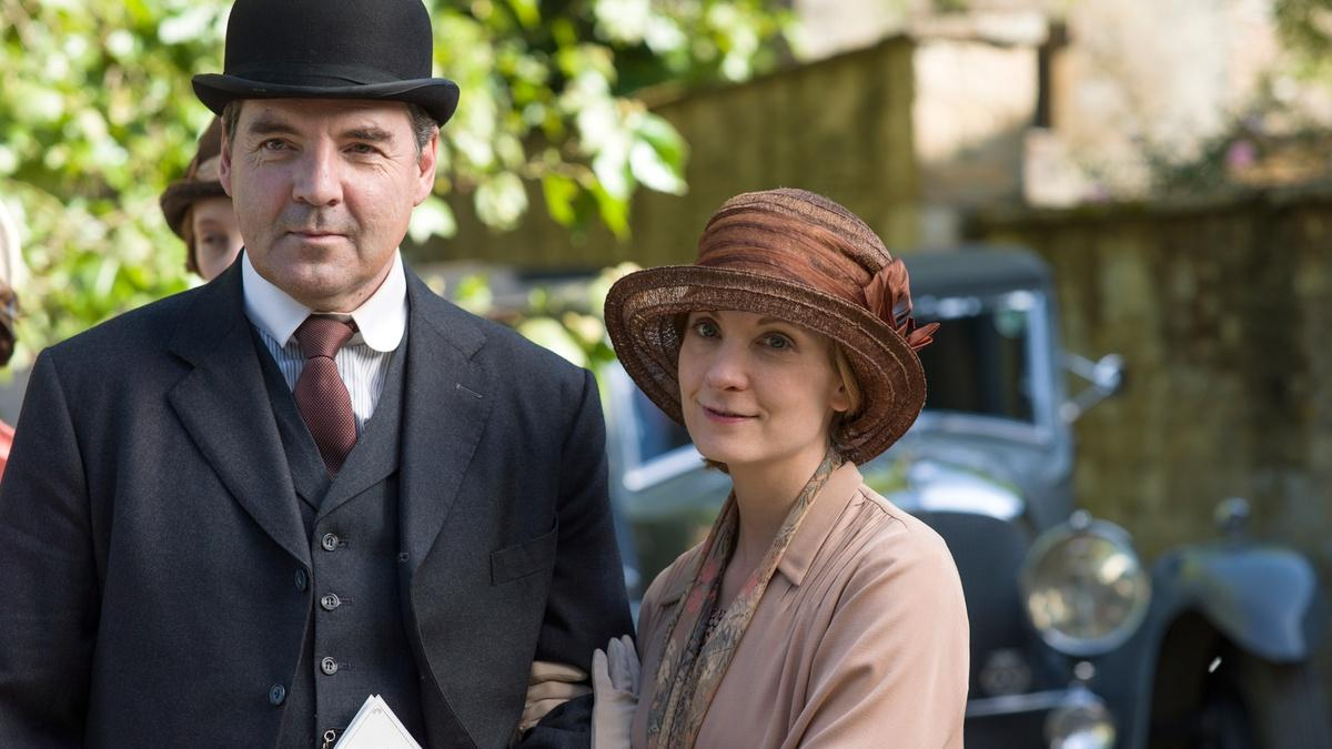 S6 E8: Episode 8 | Downton Abbey - Masterpiece | Video | THIRTEEN ...