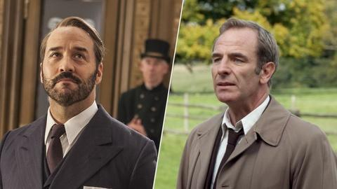 Preview: New Grantchester & Mr. Selfridge