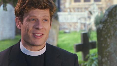 Grantchester -- Filming in Grantchester