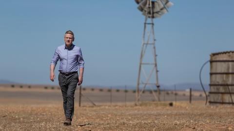 Wallander -- Kurt in South Africa