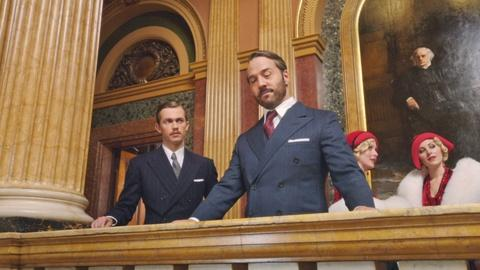 Mr. Selfridge -- Harry's Rise and Fall
