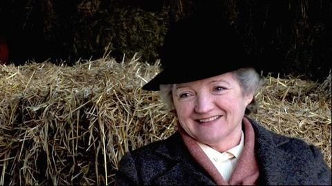 Miss Marple - Masterpiece -- S5: Behind-the-Scenes, on Acting