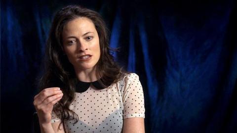 Sherlock -- Lara Pulver on a Modern Irene Adler