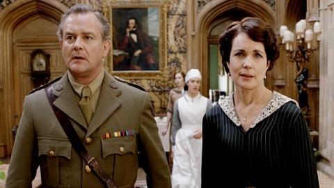 Downton Abbey - Masterpiece -- S2 Ep3: Scene
