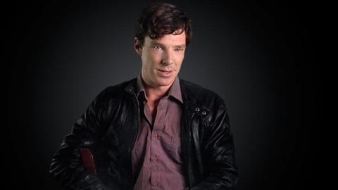 Sherlock -- Benedict Cumberbatch: Genius or Mad Man