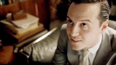 Moffat and Cumberbatch on The Reichenbach Fall