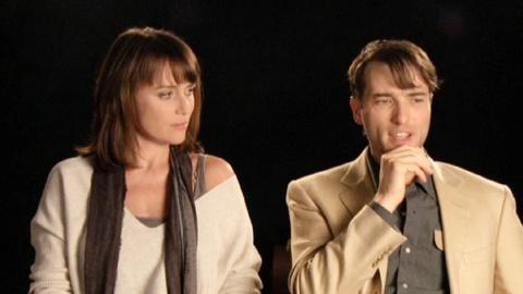 Upstairs Downstairs -- Keeley Hawes and Ed Stoppard on Insights into the Upper...