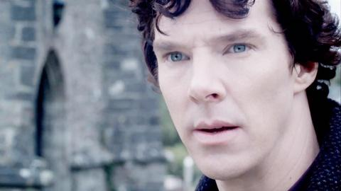 Sherlock -- Steven Moffat on Sherlock, Watson and Hounds