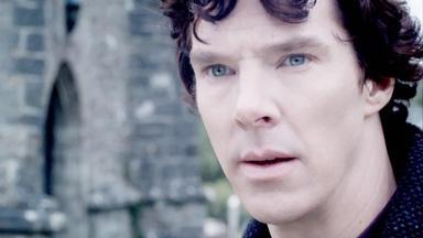 Steven Moffat on Sherlock, Watson and Hounds