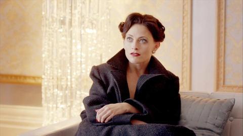 Sherlock -- Lara Pulver as Irene Adler