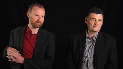Sherlock -- Gatiss & Moffat: The Sherlock and Watson Bond