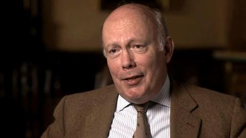 Julian Fellowes on the Characters of Robert and Matthew