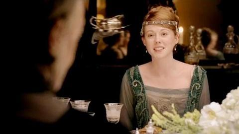 Downton Abbey - Masterpiece -- S2 Ep1: Scene