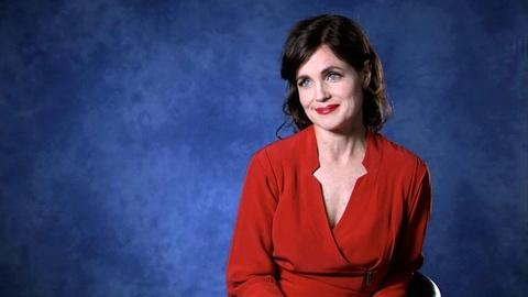 Elizabeth McGovern on the Arrival of War