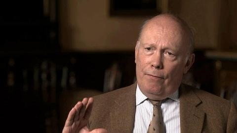 Downton Abbey - Masterpiece -- Julian Fellowes on Creating Characters