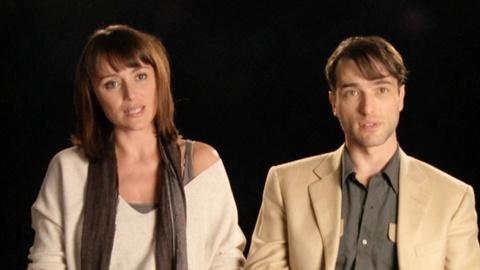 Upstairs Downstairs -- Keeley Hawes and Ed Stoppard on Transforming the Set