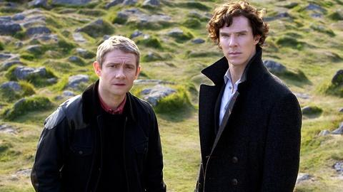 Sherlock - Masterpiece -- S2 Ep2: Preview