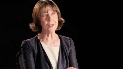 Upstairs Downstairs -- Eileen Atkins on a Real Life Monkey Story