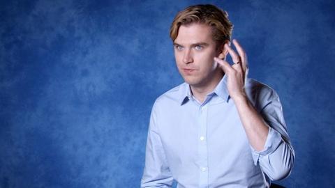 Downton Abbey -- Dan Stevens on Preparing for War