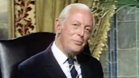 Upstairs Downstairs - Masterpiece -- S1 Ep1: Alistair Cooke Intro from Upstairs Downstairs: On Tr