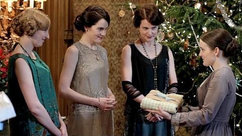 Downton Abbey - Masterpiece -- S2 Ep7: Scene
