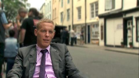 Inspector Lewis -- Laurence Fox Takes Fan Questions
