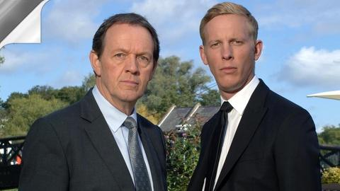 Inspector Lewis -- Preview