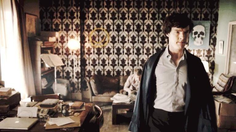 Sherlock: Scene
