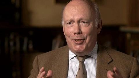 Julian Fellowes on the Character of Branson