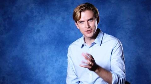 Downton Abbey - Masterpiece -- Dan Stevens on Matthew vs. Sense & Sensibility