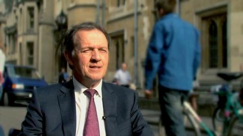 Inspector Lewis -- Kevin Whately Takes Fan Questions