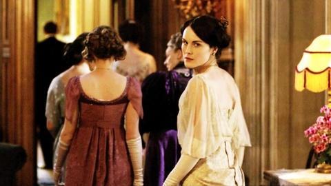 Downton Abbey - Masterpiece -- S1 Ep3: Scene