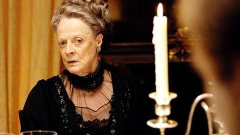 Downton Abbey - Masterpiece -- S2: Gareth Neame on A Favorite Maggie Smith Moment