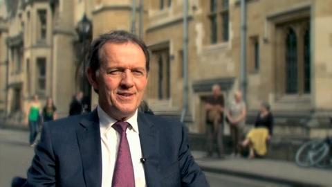 Inspector Lewis -- Kevin Whately on Lewis and Love