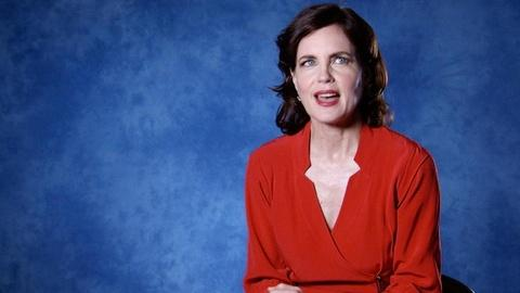 Downton Abbey -- Elizabeth McGovern on Americans vs. The British
