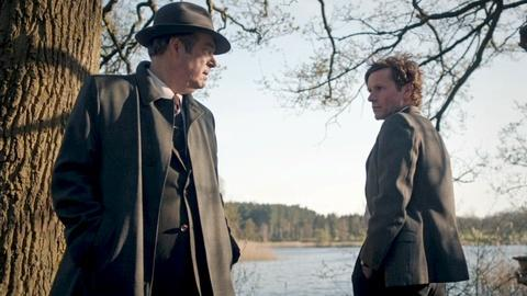 Endeavour - Masterpiece -- S3: Morse & Thursday