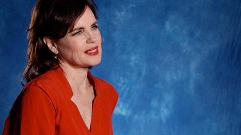 Downton Abbey -- Elizabeth McGovern on War's Emotional Toll