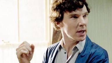 Benedict Cumberbatch on Playing Sherlock