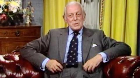 Upstairs Downstairs - Masterpiece -- S1: Alistair Cooke Intro from Upstairs Downstairs: Whither..