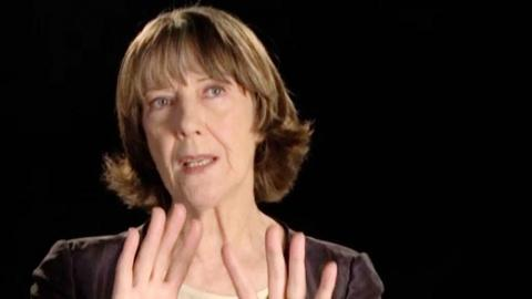 Upstairs Downstairs -- Eileen Atkins on the Role of the Monkey