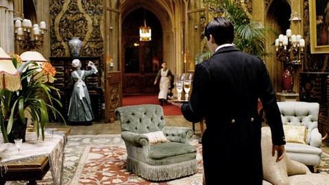 Downton Abbey -- Julian Fellowes on Highclere Castle