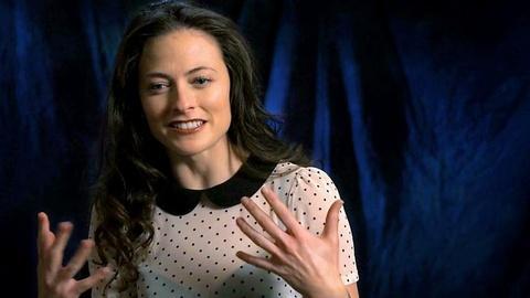 Sherlock -- Lara Pulver on A Scandal in Belgravia