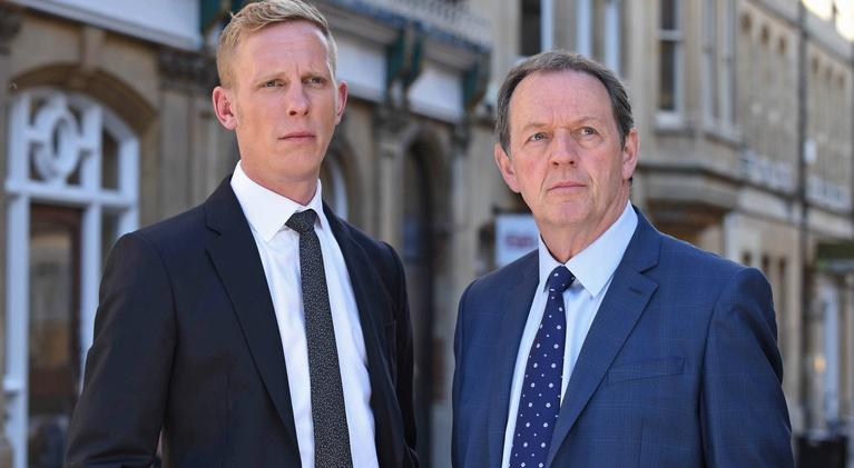 Inspector Lewis: Preview
