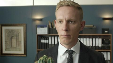 Inspector Lewis -- Inspector Lewis, Final Season: Episode 1 Scene