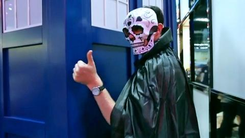Sherlock -- Comic-Con Cast Prank