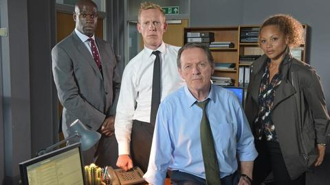 Inspector Lewis - Masterpiece -- S8 Ep1: One for Sorrow