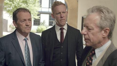 Inspector Lewis -- Inspector Lewis, Final Season: Episode 2 Scene